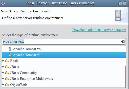 03 new server runtime environment