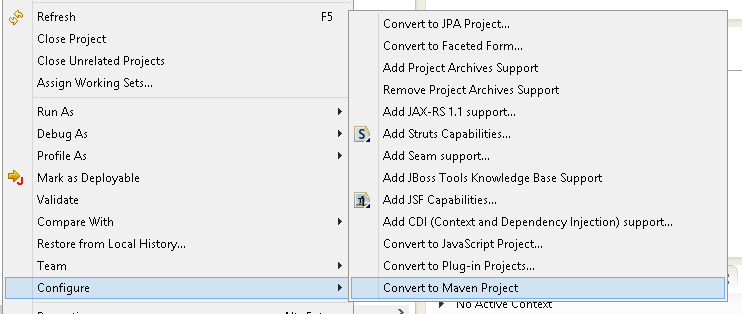 07 maven spring project convert 02