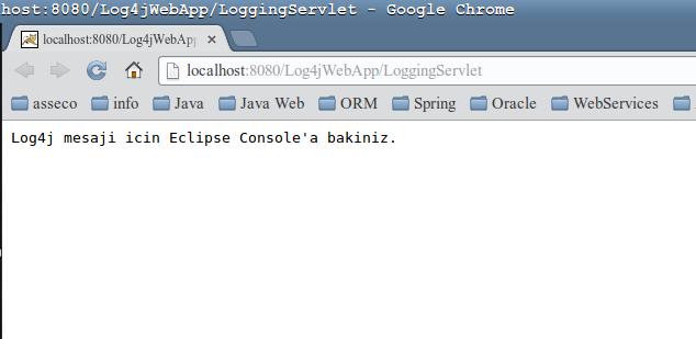 servlet browser